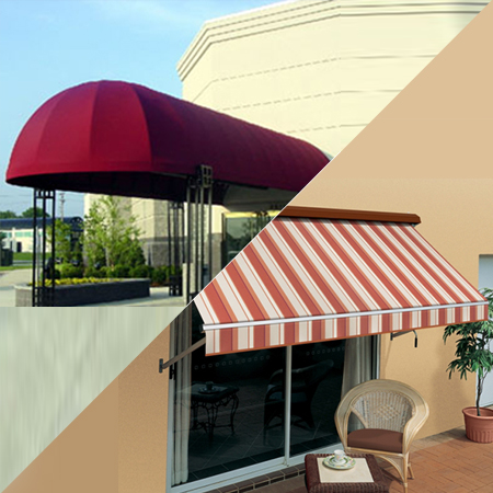 Awnings & Canopies Manufacturers